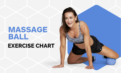 Excercise Chart - Massage Ball