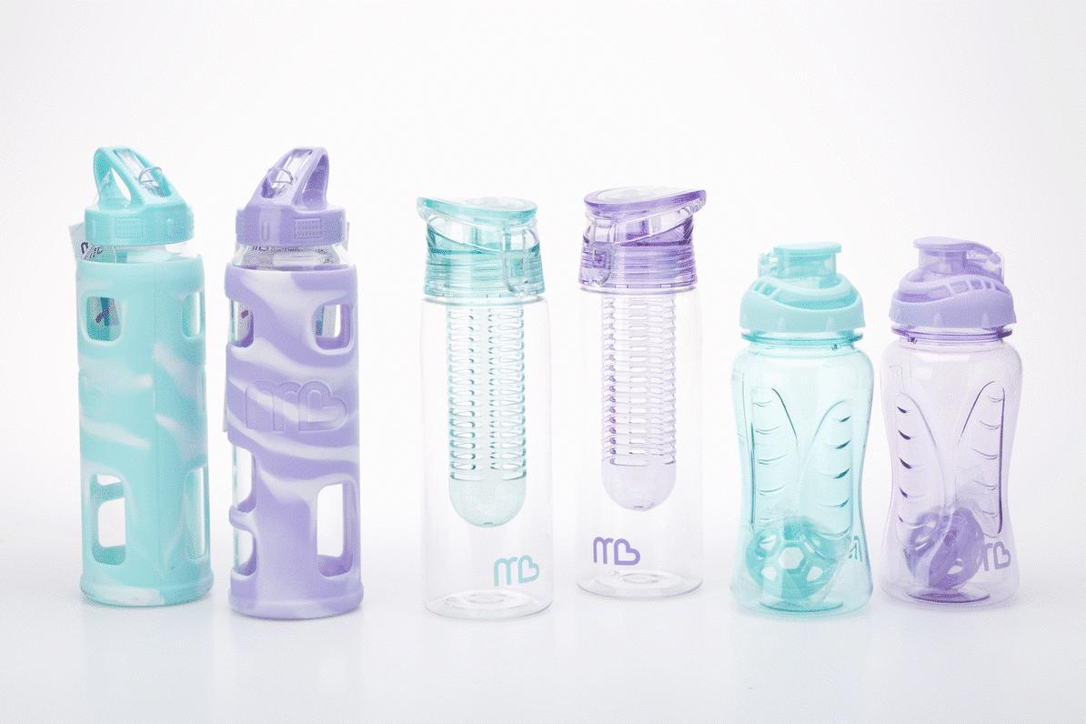 MB Active drink bottles