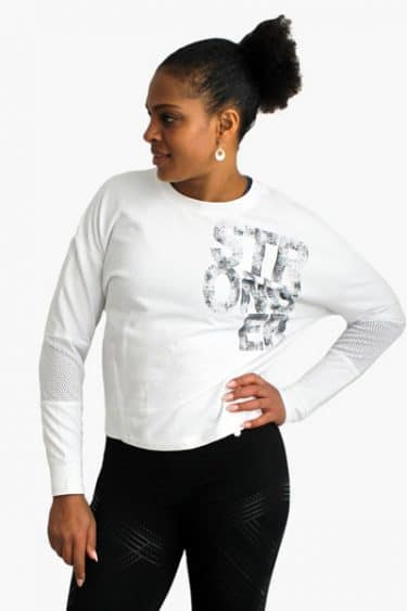 MB Stronger Sweat Top