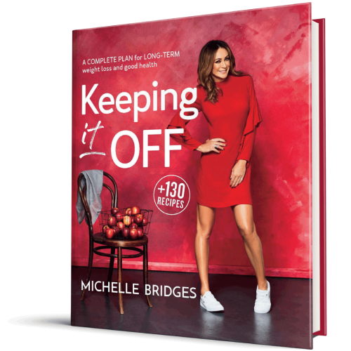 Keeping it OFF book by Michelle Bridges