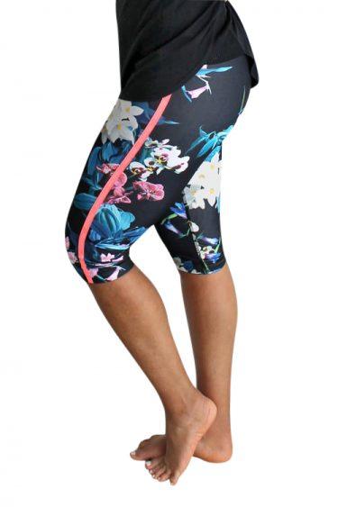 MB Active Floral Legging