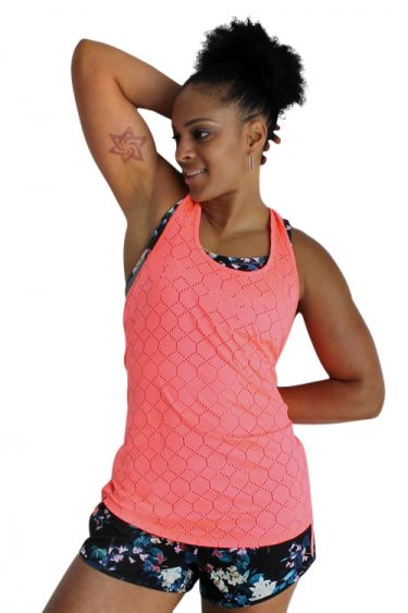MB Active Pointelle Tank